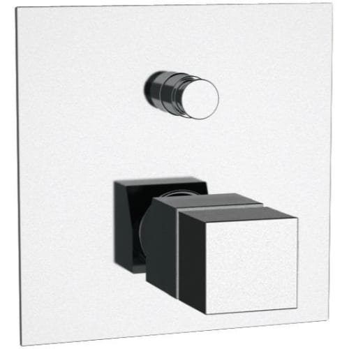 Nameeks QT09US Remer Collection Valve Trim Only with Diverter and Scald Guard In, (Scald Guard Valve)