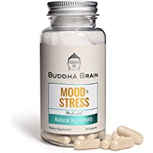 Buddha Brain - Mood & Stress is a carefully selected mix of beneficial ingredients that work together to help you RELAX while maintaining a Balanced MOOD.