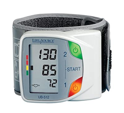 Lifesource UB512 Blood Pressure Monitor