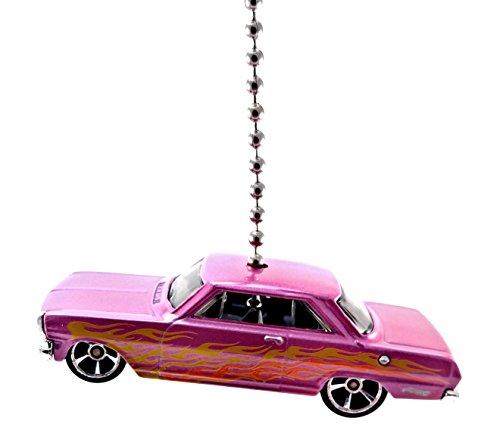 Hot Pink Pendant Light - 5