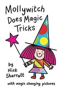 Mollywitch Does Magic Tricks by Nick Sharratt (2006-08-31)