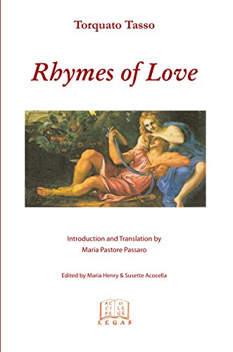 Rhymes of Love (Legas Italian Poetry in Translation) (English and Italian Edition)