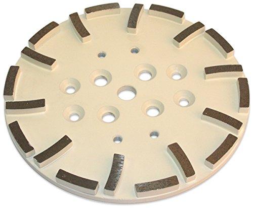 Blastrac CG-1020GTP Concrete General Purpose Premium Blade, 25/30 Grit, 10''