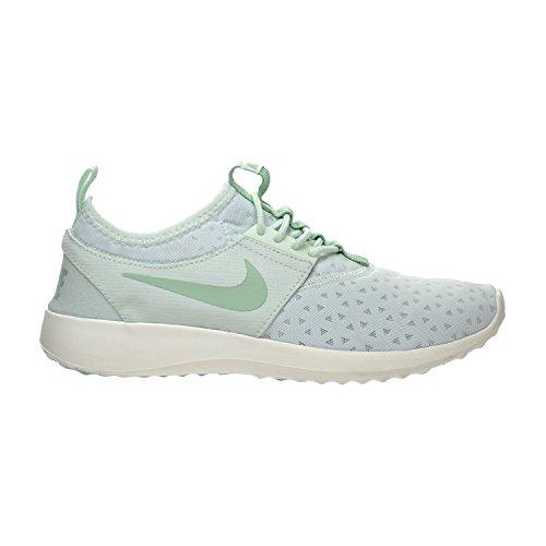 on sale a2fa5 24e0a Galleon - NIKE Women s Juvenate Sneaker, Barely Green Enamel Green Sail,  7.5 B US