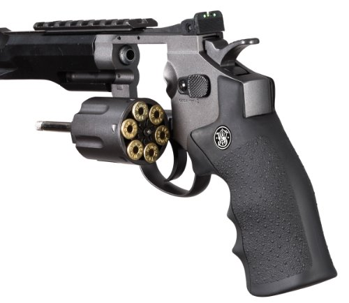 Smith wesson trr caliber steel bb co revolver