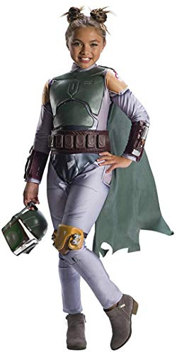 Rubie's Star Wars Child's Classic Boba Fett Costume, -