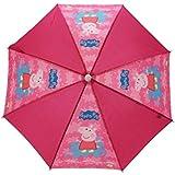 Peppa Pig Paragua clásico, rosa (Rosa) - PEPPA005085