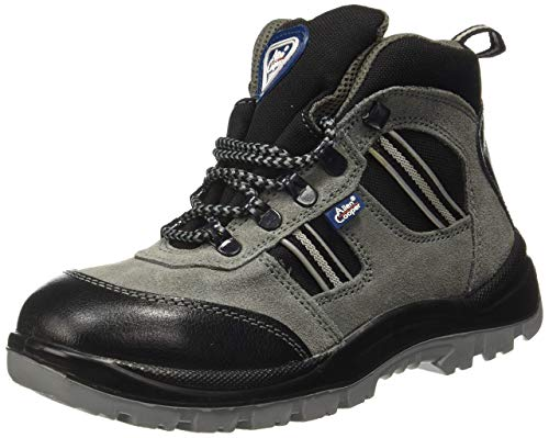 Allen Cooper AC 82153_1157_07 Hi-Ankle Safety Shoe (Size 7 UK/India) Price & Reviews