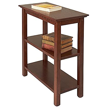 Manchester Wood Chairside Bookshelf