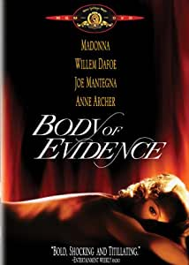 Body of Evidence (Widescreen) [Import]