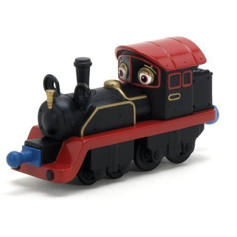 Game / Play Chuggington StackTrack Old Puffer Pete. Toy, Tracks, Train, Character, Collectible, Car, Vehicle Toy / Child / - Car Collectible Train