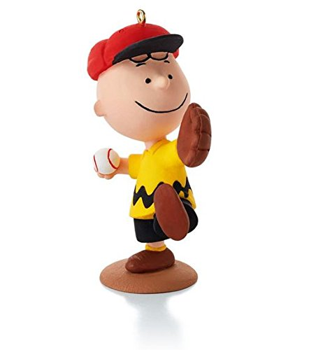 Hallmark Keepsake Ornament The Peanuts Gang Charlies Favorite Pastime 11th in Series 2013
