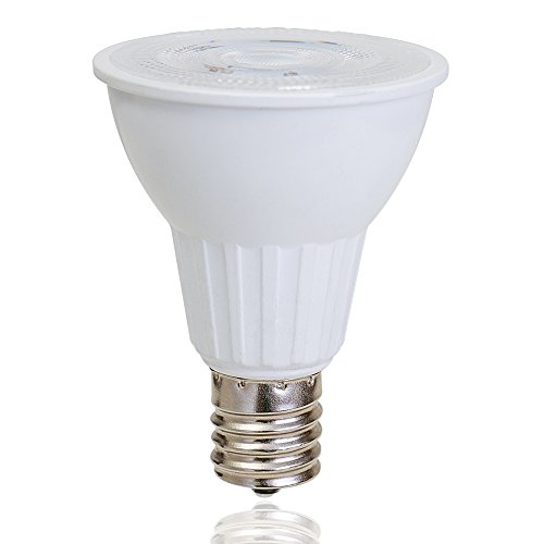 E17 Reflector R14 Bulb, E17 LED Light Bulb Used for Reading Lamp, Cabinet Lamp, Desk Lamp, 5 Watt, Cool White 6500K Available Non-dimmable (1 Pack)