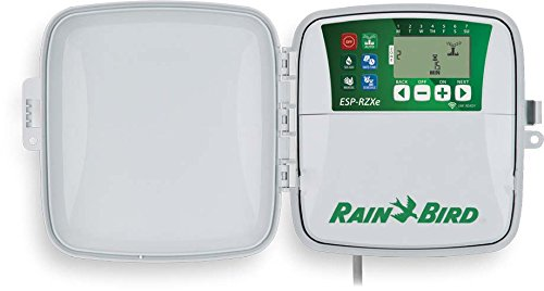 Rain Bird RZXE6 Control – 6 Zone Controller Outdoor WIFI Capable