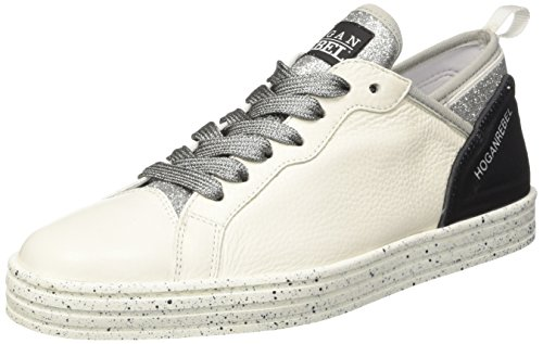 Hogan Herren Hxw1410x050jk0351 Low-Top Multicolore (B001/B200)