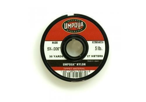 Umpqua 5X Nylon Tippet (Umpqua Tippet)