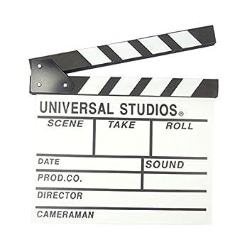 ULTNICE Schindel Holz Film Schiefer Film Clapper Board 20 * 20cm ...
