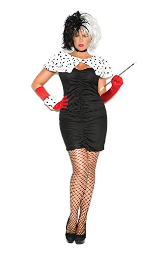 Sexy  (101 Dalmatian Halloween Costumes)