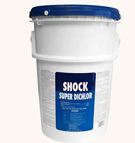 Stabilized Chlorine Granular Dichlor 99% 50lb