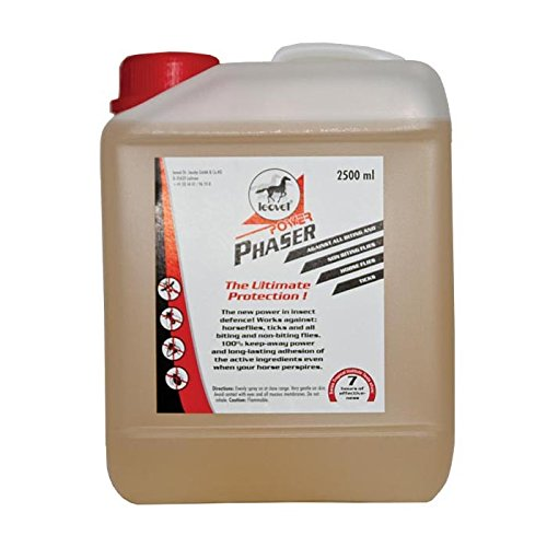 Leovet Phaser Refill - 2.5 Litres - Fly Repellent Gel by William Hunter Equestrian