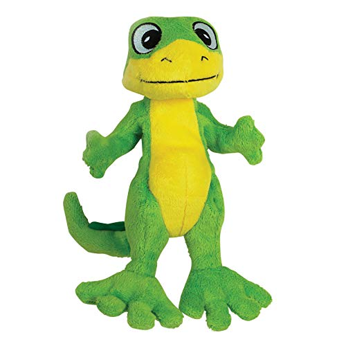 SmartPetLove Tender-Tuffs Easy Grab - Plush Dog Toys - Standing Gecko