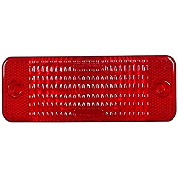 Amazon com: New Kumar Bros USA Red Tail Light Lens for Bobcat T590