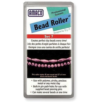 Clay Bead Roller Jewelry Bead Making Kit #7 ~Amaco Item (Amaco Furniture Kits)