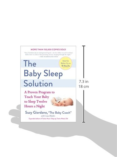 The Baby Sleep Solution: A Proven Program to Teach Your Baby ...