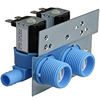 Clothes Washer Water Inlet Valve for 285805 Whirlpool, Kenmore, Maytag, GE, Frigidaire, Electrolux