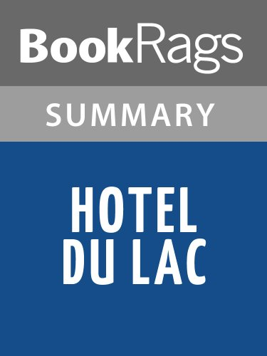 Summary & Study Guide Hotel du Lac by Anita Brookner