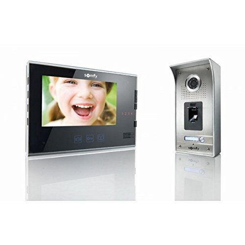 portier video somfy v600