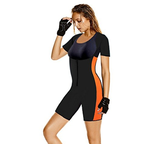 Sport Body Slimming Suit (Large) - 2