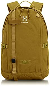 Hagl Tight Rugged 13in Laptop Backpack Lion Gold, One Size