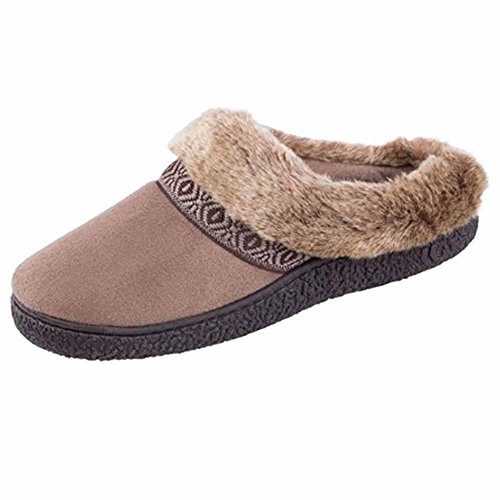 isotoner-womens-smartzone-gel-comfort-technology-slippers-medium-75-8-smokey-taupe