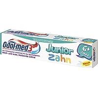 Odol-med 3 Junior Zahncreme 50 ml, 3er Pack (3 x 50 ml)