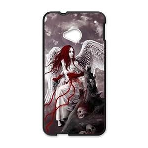 HTC One M7 Phone Case Angel Warrior