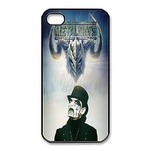 iPhone 4,4S Phone Case Metal Scorpion Q6A1159454