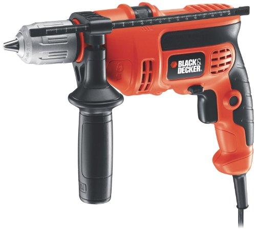BLACK+DECKER DR670 6.0-Amp 1/2-Inch Hammer Drill