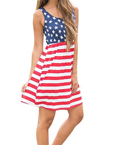 BSGSH-Women-American-Flag-Print-Mini-Dress-Sleeveless-Cotton-Casual-Short-Dress