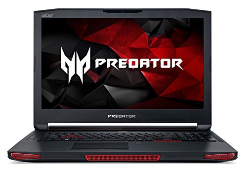 "Acer Predator 17 X GX-792-77BL 17.3"" UHD (3840x2160) Gaming Laptop ( Intel Core i7-7820HK, 32GB RAM, 512GB SSD, 1TB HDD, Windows 10 Home)"