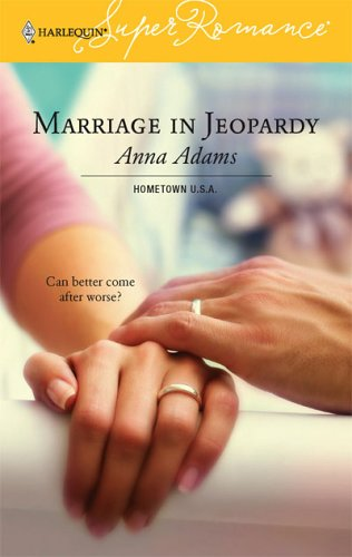 book cover of Marriage in Jeopardy