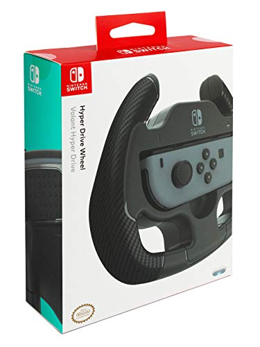 Nintendo Switch Hyper Drive Joy Con Controller Wheel by PDP