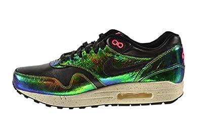 36e2c2e9fe12 NIKE Air Max 1 Supreme QS Trophy Pack Men s Shoes Bronze Black-Ivory  669639-700 (13 D(M) US)  Amazon.co.uk  Shoes   Bags