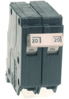 Cutler Hammer CH115 Circuit Breaker, 1-Pole 15-Amp - - Amazon.com