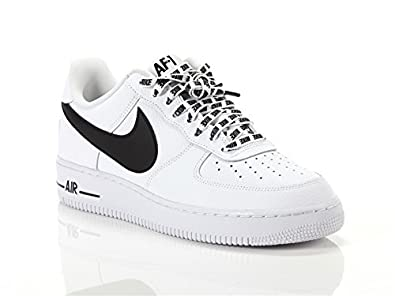 nike air force bianche e arancioni