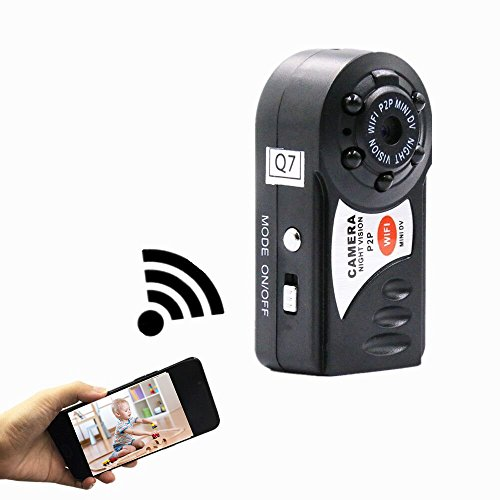 mini camera spy wireless for car - 5