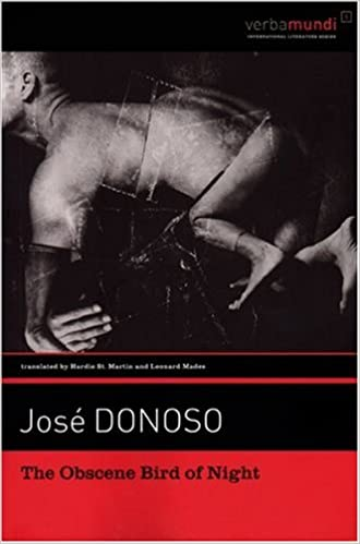 prog40.ru: The Obscene Bird of Night (Verba Mundi) (): Jose Donoso: Books