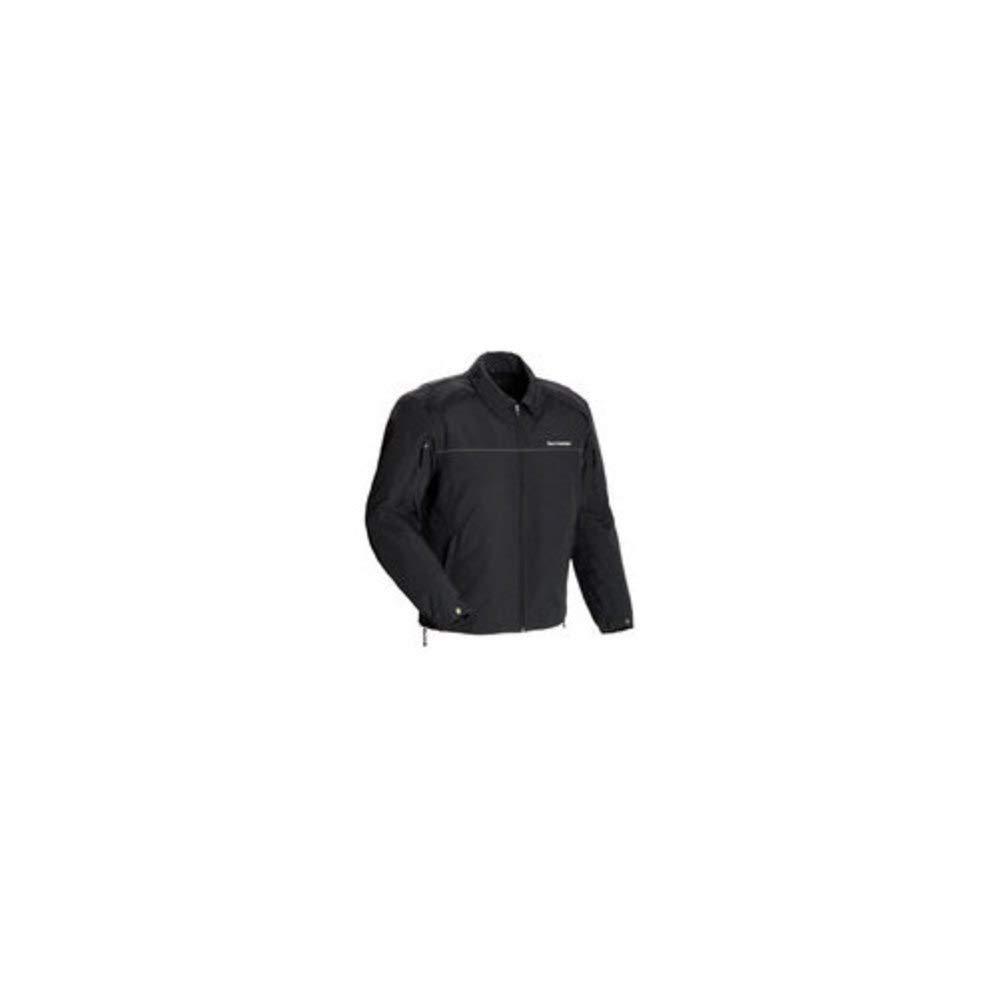 TourMaster Men's Element Cooling Leather Jacket Black XXX-Large