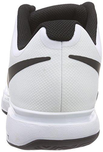 NikeNIKE Zoom Vapor 9.5 Tour Tennisschuhe Herren - Zapatillas de Tenis Hombre Blanco (White / Black-Black)