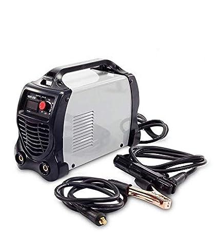 Soldadora inverter de electrodo 300 Amp Viktor - IGBT 300 A: Amazon ...
